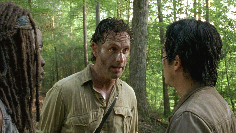 "THE WALKING DEAD SEASON 6 EPISODE 3 ""THANK YOU"": TV REVIEW"