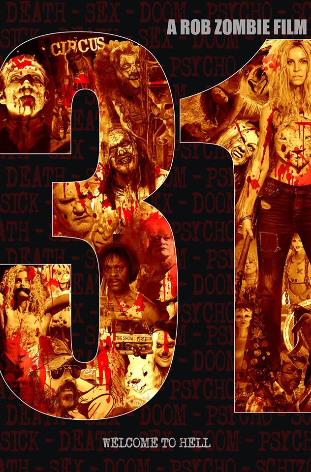 Rob Zombie's 31 receives R rating