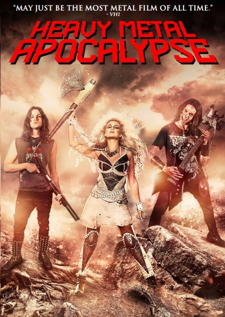Deathgasm renamed Heavy Metal Apocalypse