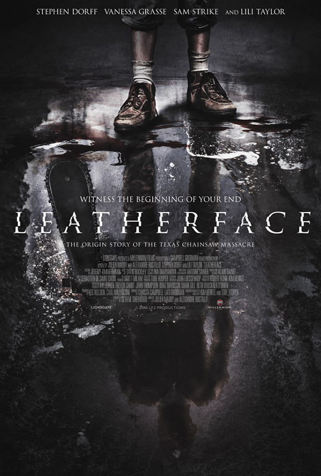 Leatherface most anticipated horror movies of 2016