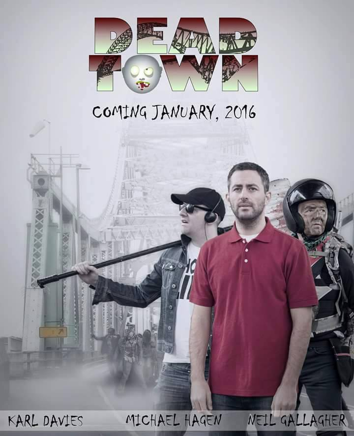 DEAD TOWN EPISODE 1 'ROAD TO NOWHERE': WEB SERIES REVIEW