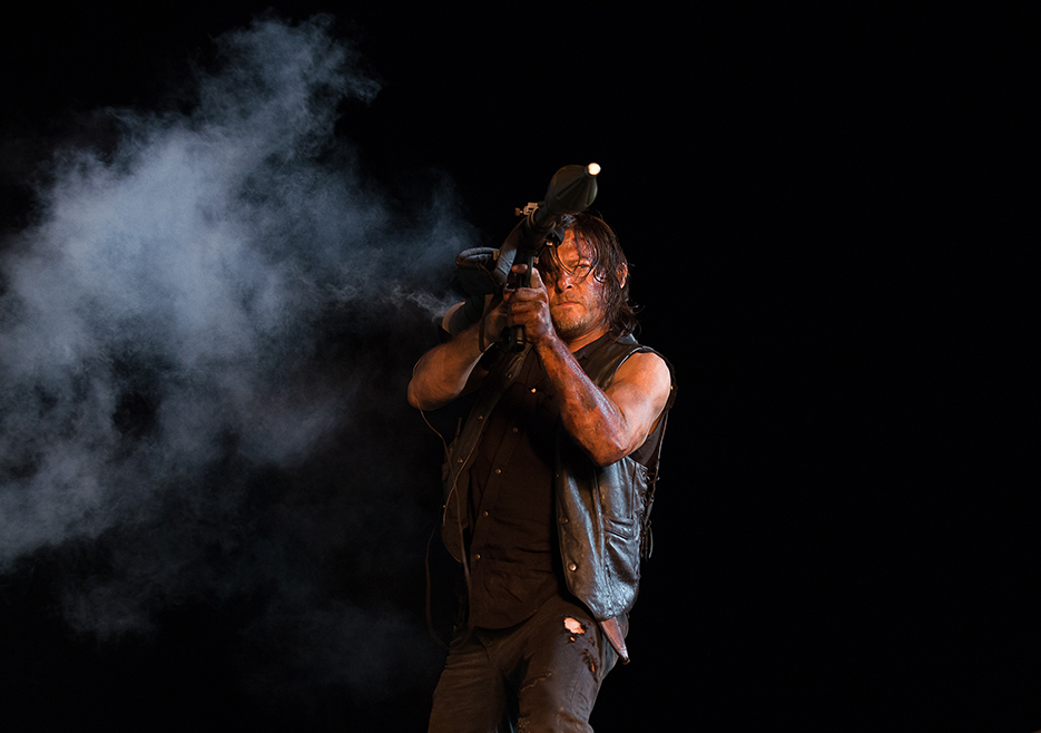 THE WALKING DEAD SEASON 6 EPISODE 9 'NO WAY OUT': REVIEW