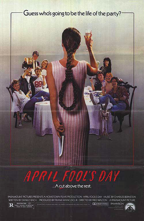 APRIL FOOL'S DAY: FILM REVIEW