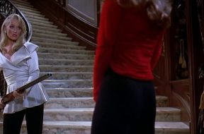 DEATH BECOMES HER BLU-RAY