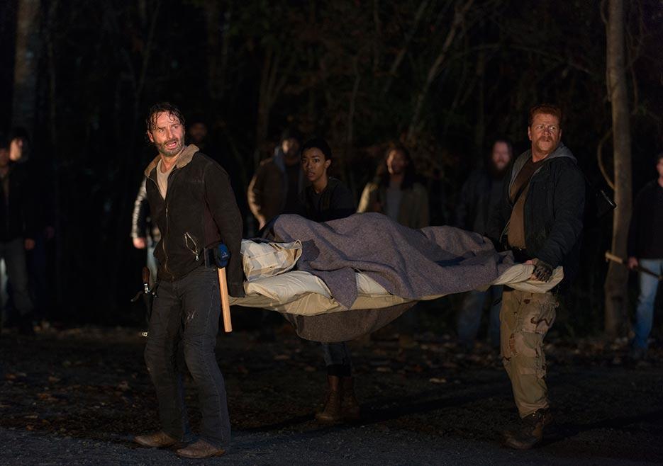 Season 6 Finale The Walking Dead Last Day on Earth Review