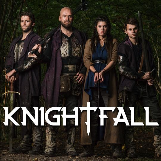 PROOF OF CONCEPT TRAILER FOR 'KNIGHTFALL' RELEASED