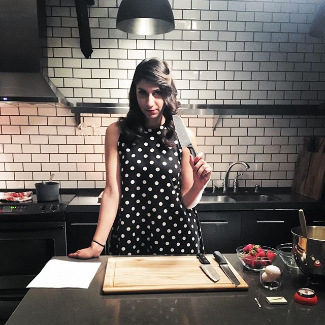 FILMMAKER CRYSTAL PASTIS HOPES TO CREATE HORROR SHORT 'VANILLA CAKE'