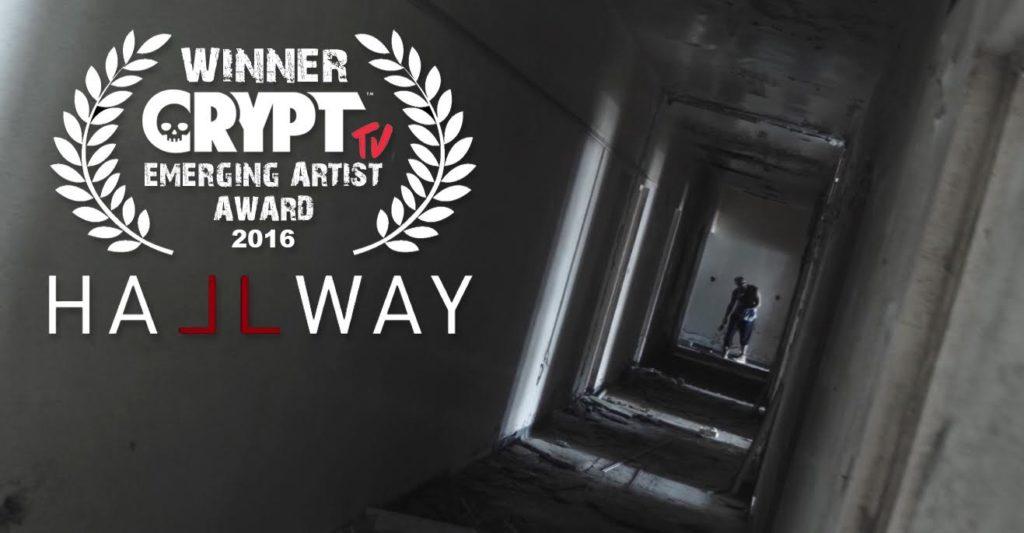 'HALLWAY' WINS EMERGING ARTIST AWARD