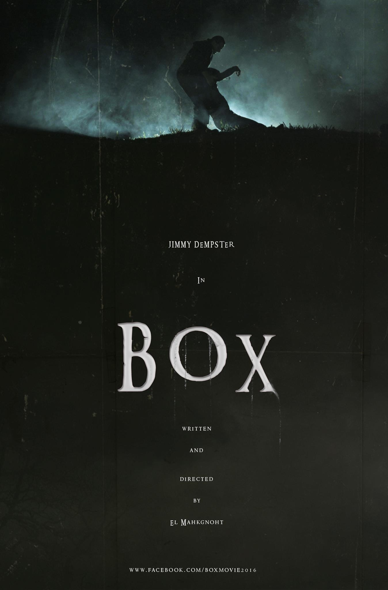 'BOX' TEASER & EXCLUSIVE INTERVIEW WITH STAR JIMMY DEMPSTER