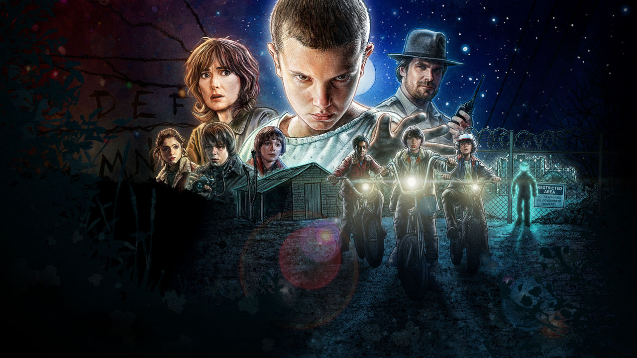 8 MOVIES TO WATCH IF YOU LOVED 'STRANGER THINGS'