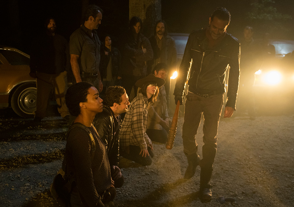 THE WALKING DEAD SEASON 7 PREMIERE 'THE DAY WILL COME WHEN YOU WON'T BE': RECAP