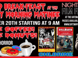 nightmares film festival lineup