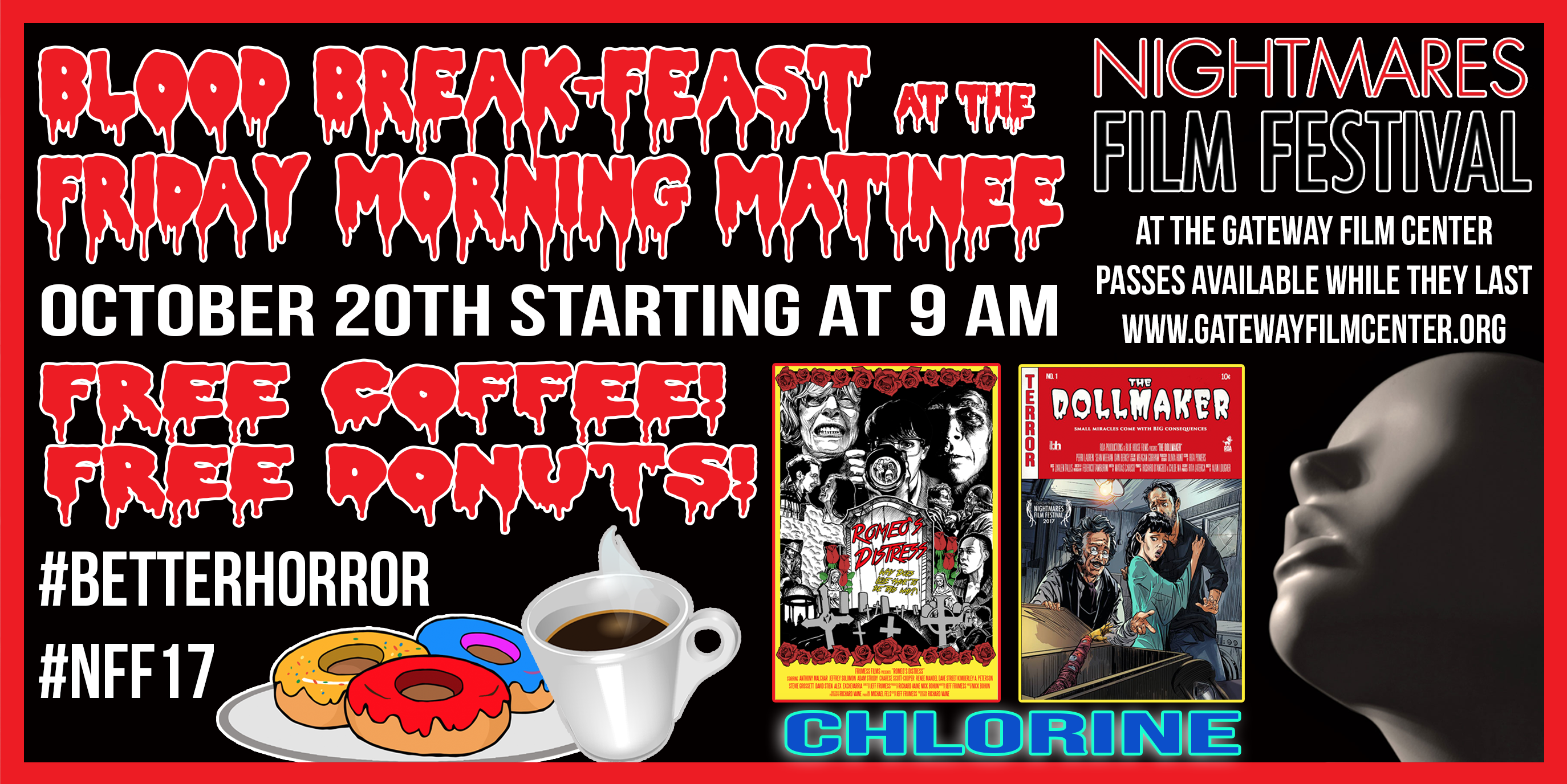 2017 NIGHTMARES FILM FESTIVAL LINEUP ANNOUNCED FOR MORNING MATINEE